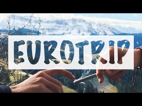 Backpacking across Europe (Eurotrip 2018)