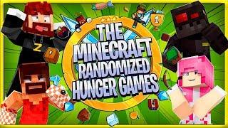 The Minecraft Randomized Hunger Games! #8 | Graser10 / ThePinkDiamondDiva / HBomb94