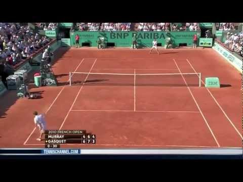 Gasquet Greatest Backhands 1