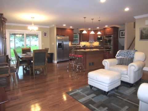 6737 Meadowcrest Downers Grove Remodeled Split Level Youtube