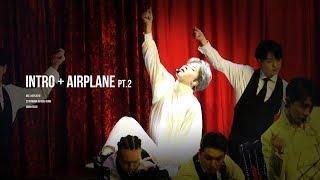 방탄소년단 지민 직캠 181214 2018 Mama In Hong Kong Intro Airplane Pt 2 Bts Jimin Focus