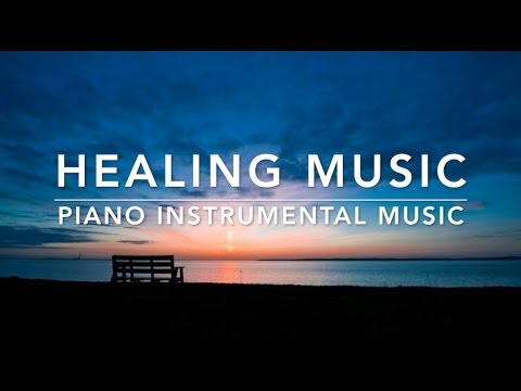 1 Hour Healing Music: Piano Music, Meditation Music, Prayer Music, Stress Relief Music