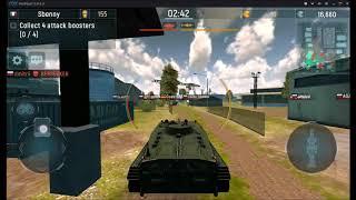 The Fastest Tank in the World?!? Armada Modern Tanks MOD APK
