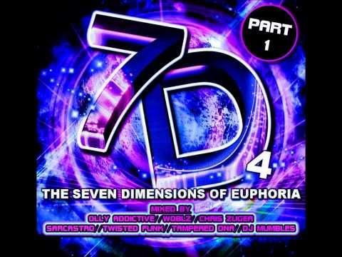 PROGRESSIVE HOUSE MIX 2012 - DJ Mumbles - 7D The Seven Dimensions of Euphoria 4