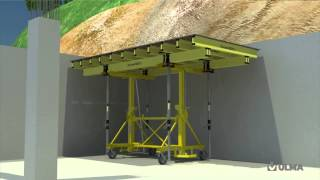 Pre-assembled Slab VR Table Form - ULMA Construction [en]
