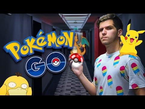 Поймать Пикачу в Pokemon Go и подкуп Pewdiepie