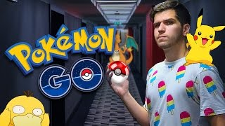 Видео ловли покемонов в Ульяновске: Поймать Пикачу в Pokemon Go и подкуп Pewdiepie (автор: Руслан Усачев)