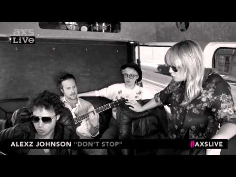 Alexz Johnson - Dont Stop