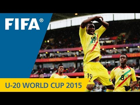 Senegal v. Mali - Match Highlights FIFA U-20 World Cup New Zealand 2015