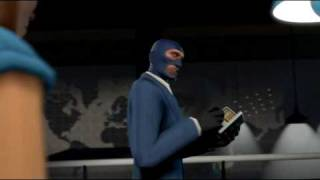 Team Fortress2 - meet the Spy