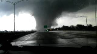 F5 Tuscaloosa tornado