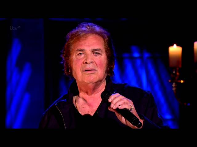 Engelbert Humperdinck - Make you feel my love - Alan Titchmarsh Show - 14th March 2014
