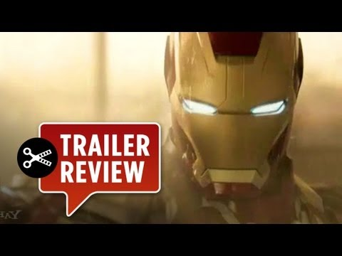 Instant Trailer Review - Iron Man 3 Trailer #2 (2013) - Robert Downey Jr. Movie HD