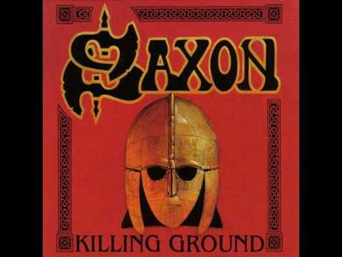Saxon - Shadows On The Wall