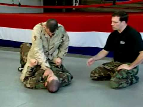 Army Combatives Level 1 - Part 02