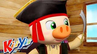 Поросята + Еще! | KiiYii | мультфильмы для детей | детские песни
