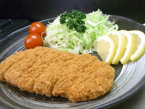 【HD】How to make Katsu-don カツ丼