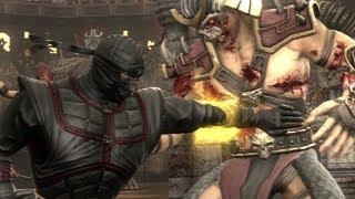 Mortal Kombat  Beating Shao Kahn FLAWLESS  Ermac E