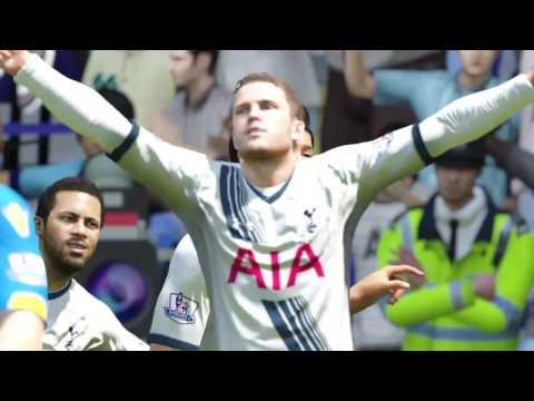 Spurs vs Crystal Palace Week 5