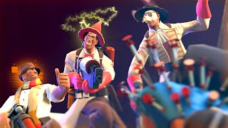 TF2 Multiplied By 10! GTA in TF2 - The Needle Pocalypse.