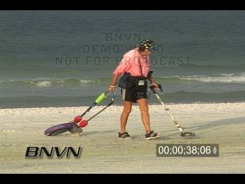 9/13/2006 Sarasota, FL Beach Video