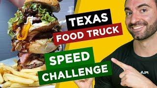 Desafio #58 - Texas Food Truck [+Doação de alimentos]