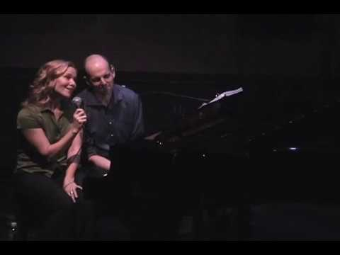 Rebecca Luker and Jeff Blumenkrantz - Recuerdo (Jeff Blumenkrantz/Edna St. Vincent Millay)
