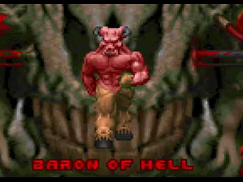 Doom 2 Monsters