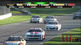 [HD] Grand Am Series 2011 - Mid Ohio EMCO Gears Classic (Finish)