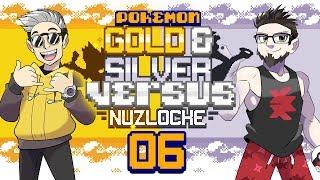 *EXHALES DEEPLY* Pokemon Gold and Silver Randomizer Nuzlocke Versus!