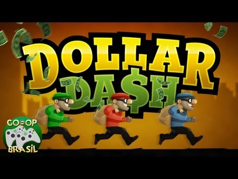 Dollar Dash - Multiplayer local