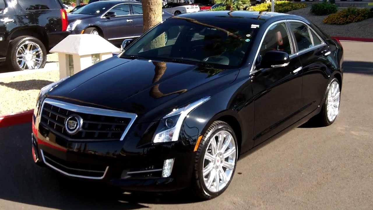 Cadillac Ats Performance Parts >> 2013 Cadillac ATS, V6, Premium w/ Performance Pkg, First Look, $49,500, Lund Cadillac, Phoenix ...