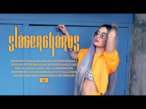 NEMAZALÁNY - SLÁGERGYÁROS (Official Music Video)