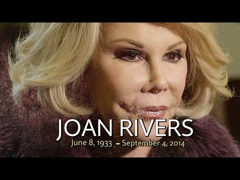 Joan Rivers Dead At 81