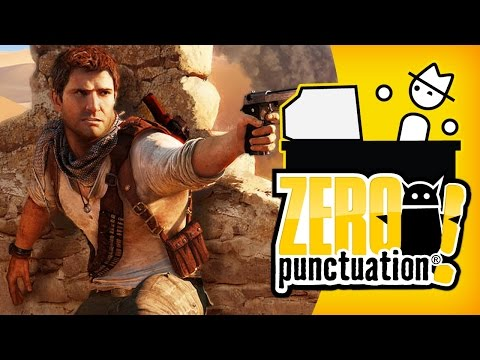 UNCHARTED 3: DRAKE'S DECEPTION (Zero Punctuation)