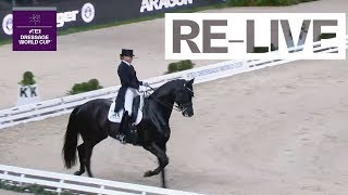 LIVE Dressage Grand Prix Stuttgart GER FEI Dressage World Cup