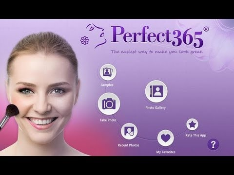 Perfect 365 [iPad] Video review by Stelapps