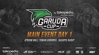 Garuda Cup: Streaming Final Turnamen Mobile Legends & PUBG 2018 Day 1