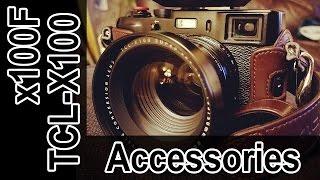 x100f Accessories: TCL-X100