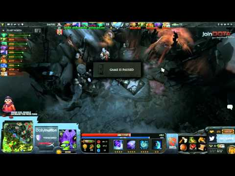 Team Empire vs Team Tinker Game 2   Dota 2 Champions League @TobiWanDOTA & Clairvoyance