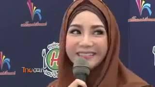 Artis Terkenal Thailand Masuk Islam