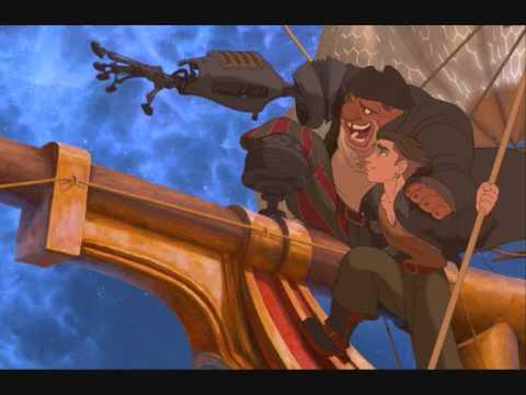 Disney music - Im still here - Treasure planet