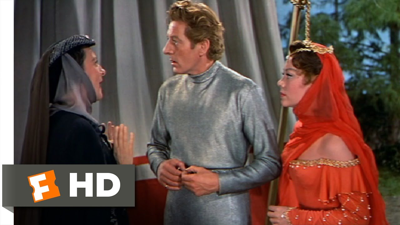 The Pellet with the Poison's in the Vessel with the Pestle - The Court (7/9) Movie CLIP (1956) HD