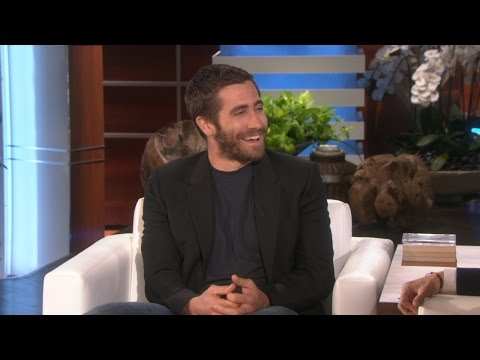 Jake Gyllenhaal on His Weight Loss
