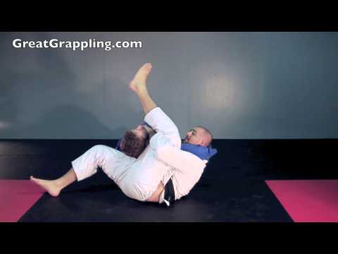 Kesa Gatame Escape Leg Hike.mov Image 1