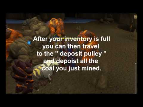 Runescape Mining Guide Levels 1-99 - Runescape Mining Fastest way Good Xp