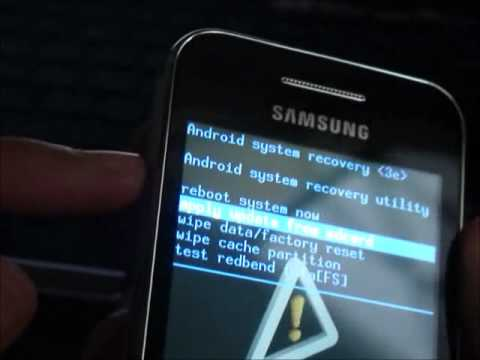 Root Samsung Galaxy Ace Gingerbread 2.3.3 / 2.3.4 Indonesia