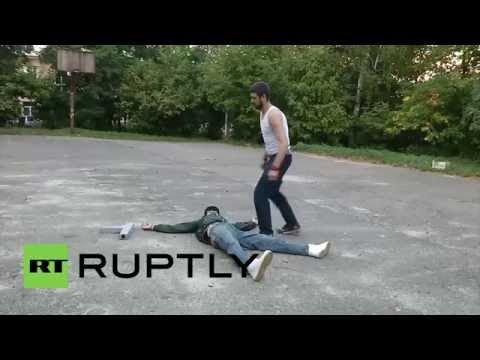Russia: Grand Theft Auto becomes real life in this Russian web series