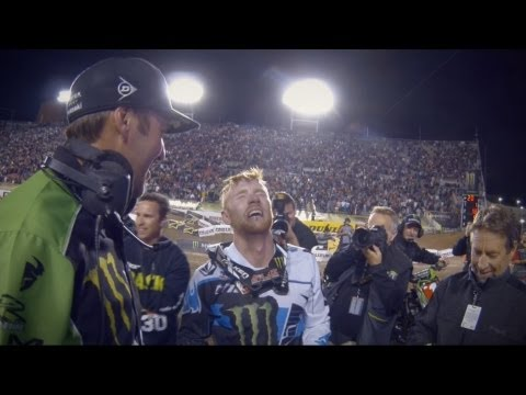 GoPro: Ryan Villopoto - 3X Supercross Champion