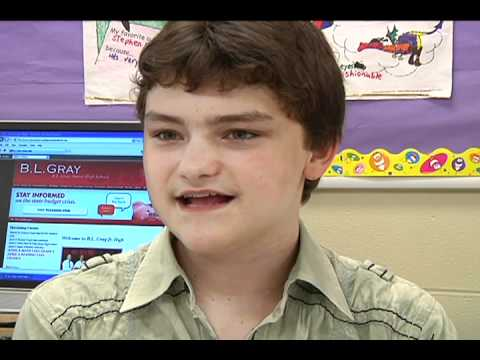 ARCHIVE VIDEO: Sharyland teen with Autism composes music